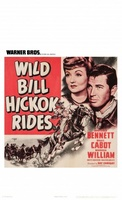 Wild Bill Hickok Rides movie poster (1942) picture MOV_ae00497d
