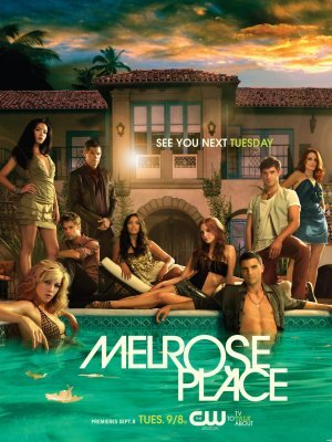 Melrose Place movie poster (2009) poster MOV_ae03261a