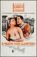 Due notti con Cleopatra movie poster (1954) picture MOV_ae05cda4
