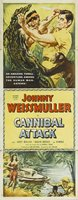 Cannibal Attack movie poster (1954) picture MOV_ae0803a4