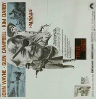True Grit movie poster (1969) picture MOV_ae0849ef