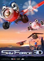 Sky Force movie poster (2012) picture MOV_ae08e7ac