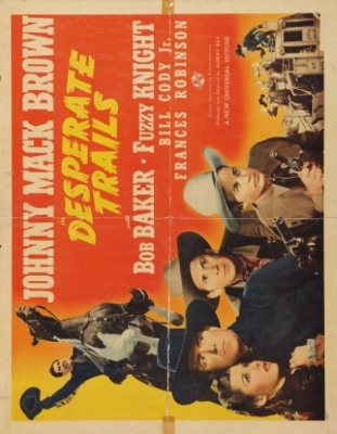 Desperate Trails movie poster (1939) poster MOV_ae0fba71