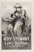 The Law's Outlaw movie poster (1918) picture MOV_ae10d3eb