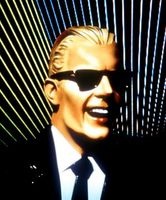 Max Headroom movie poster (1987) picture MOV_ae14f8a8