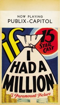 If I Had a Million movie poster (1932) poster MOV_ae224b77