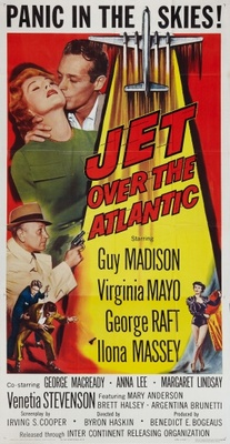 Jet Over the Atlantic movie poster (1959) poster MOV_ae2519d3