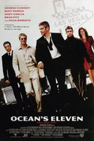 Ocean's Eleven movie poster (2001) picture MOV_ae26fdbb