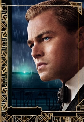 The Great Gatsby movie poster (2012) poster MOV_ae2b448f