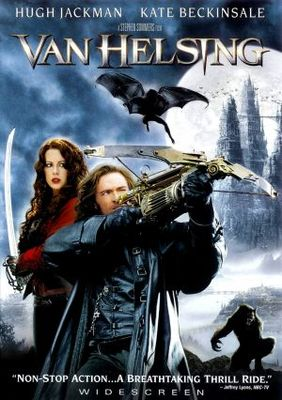 Van Helsing movie poster (2004) poster MOV_ae2cf1cb