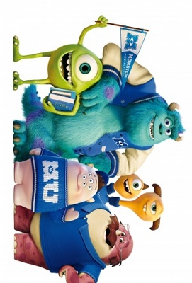 Monsters University movie poster (2013) poster MOV_ae3053df