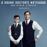 A Young Doctor's Notebook movie poster (2012) picture MOV_ae32854e