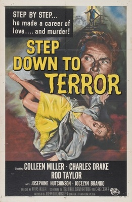 Step Down to Terror movie poster (1958) poster MOV_ae3f7af0