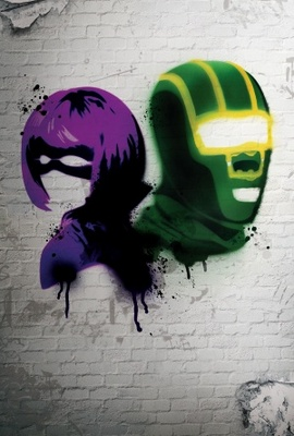 Kick-Ass 2 movie poster (2013) poster MOV_ae42e1db
