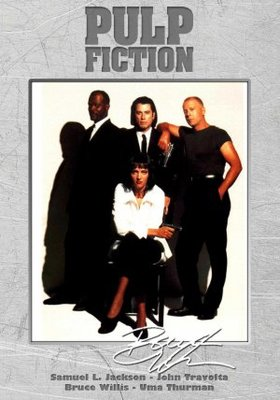 Pulp Fiction movie poster (1994) poster MOV_ae48beb0