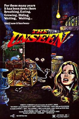 The Unseen movie poster (1981) poster MOV_ae495821