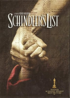 Schindler's List movie poster (1993) poster MOV_ae4b2b5c
