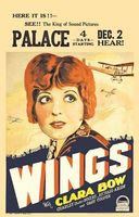 Wings movie poster (1927) picture MOV_ae4d779f