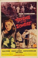 Revenge of the Zombies movie poster (1943) picture MOV_ae4dbe62
