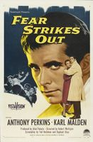 Fear Strikes Out movie poster (1957) picture MOV_ae514520