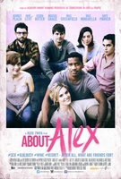 About Alex movie poster (2014) picture MOV_ae552fa2