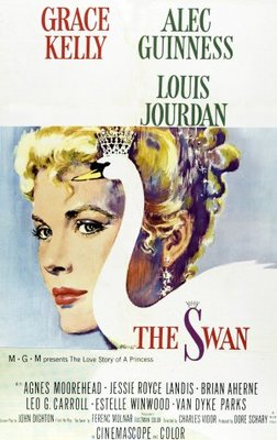 The Swan movie poster (1956) poster MOV_ae6902ce