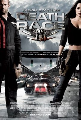 Death Race movie poster (2008) poster MOV_ae691796