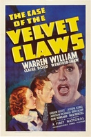 The Case of the Velvet Claws movie poster (1936) picture MOV_ae6a238e