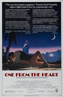 One from the Heart movie poster (1982) picture MOV_ae6bb974