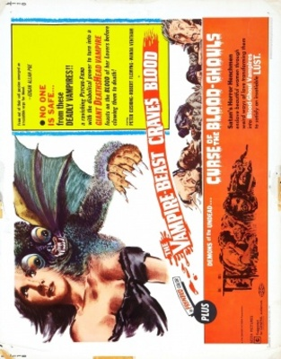 The Blood Beast Terror movie poster (1968) poster MOV_ae6c86de
