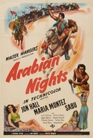 Arabian Nights movie poster (1942) picture MOV_ae6fd622