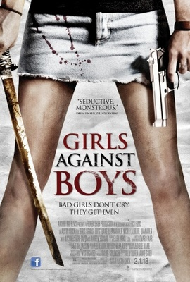 Girls Against Boys movie poster (2012) poster MOV_ae747ffc
