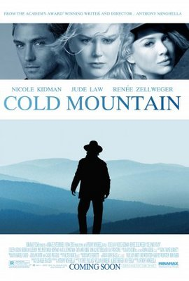 Cold Mountain movie poster (2003) poster MOV_ae7646e2