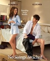 No Strings Attached movie poster (2011) picture MOV_e1b8105b