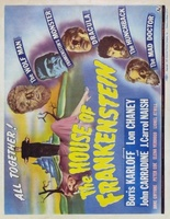 House of Frankenstein movie poster (1944) picture MOV_ae7e4219