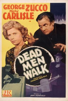 Dead Men Walk movie poster (1943) poster MOV_ae825656