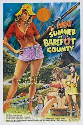 Hot Summer in Barefoot County movie poster (1974) poster MOV_ae891b9e