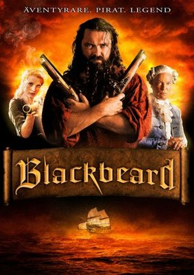 Blackbeard movie poster (2006) poster MOV_ae8a5a7b