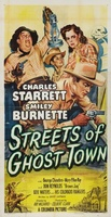 Streets of Ghost Town movie poster (1950) picture MOV_ae8ecbfe