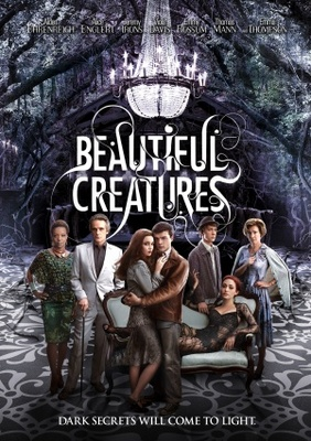 Beautiful Creatures movie poster (2013) poster MOV_ae92c7a2