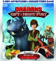Book of Dragons movie poster (2011) picture MOV_ae986625