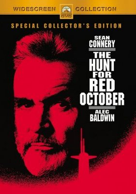 The Hunt for Red October movie poster (1990) poster MOV_ae9877ca