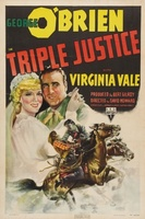 Triple Justice movie poster (1940) picture MOV_ae9a5d25