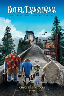Hotel Transylvania movie poster (2012) poster MOV_ae9ca3b4