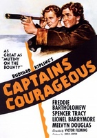 Captains Courageous movie poster (1937) picture MOV_ae9daf63