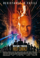 Star Trek: First Contact movie poster (1996) picture MOV_aea79e20