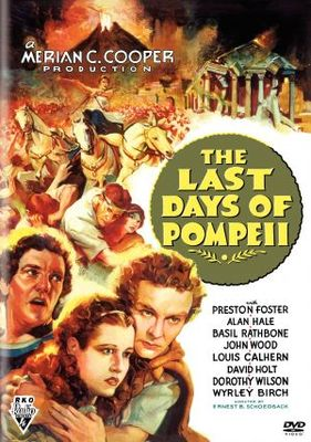 The Last Days of Pompeii movie poster (1935) poster MOV_aea8420f