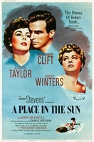 A Place in the Sun movie poster (1951) picture MOV_aeaa561c