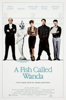 A Fish Called Wanda movie poster (1988) picture MOV_aead3d16