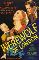 Werewolf of London movie poster (1935) picture MOV_aeae3efb